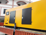 Электрический генератор Weichai звуконепроницаемых дизельный генератор 120квт 150 ква