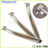 発電機とのHesperus LED高速歯科Handpiece