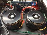 C-Yarkのオーディオ・アンプを混合する構内放送