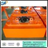 A série de alta qualidade MW22 Electromgnet Elevação retangular para o manuseio de tarugos de aço