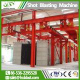 hierro fundido Huaxing pieza simple/doble colgador de Granallado Equipo en la industria de maquinaria agrícola