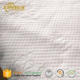 백색 단단한 폴리에스테에 의하여 뜨개질을 하는 직물 공기 층 직물