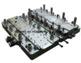 オートバイの予備品、ハードウェアの部品の進歩的な押す金属は打抜型
