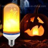 Luz de bulbo de la llama LED