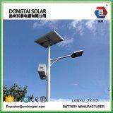 Luz de calle solar integrada de la luz solar del jardín/Lightaaa006
