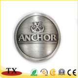 Diseño personalizado insignia del paisaje de Metal Publicidad Buque Insignia de solapa