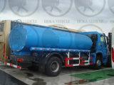 Sinotruk HOWO 4X2 10, 000L de Vrachtwagen van de Tanker van de Brandstof