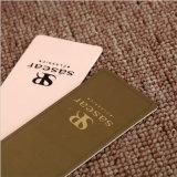 Heiß-Verkauf lederner Hangtag/Fall-Marke/Kleid-Fall-Marke