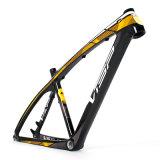 Superlight 1.12kg 26erカーボンMountianの自転車MTBフレーム27.5er