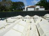 Planta de tratamiento de aguas residuales biorreactor de membrana de tratamiento de aguas residuales domésticas