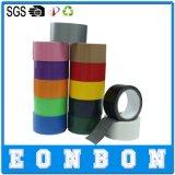 Bande adhésive lourde d'emballage de conduit de tissu