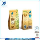 Recycler une protection étanche des fruits secs sac de papier