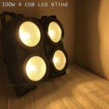 4目の聴衆の穂軸LED盲目ライト400W DMXライト