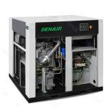 Compresor de aire sin aceite de la etapa doble con la presión 7~10bars