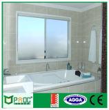 Окно Pnoc080805ls алюминиевое сползая с просто конструкцией