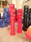 Pompe à plusieurs étages verticale