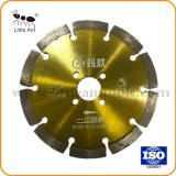 "125 mm/5"" Diamond la lame de scie de coupe pour lame de granit, marbre, pierre naturelle."