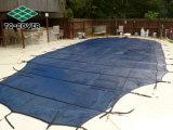 De naar maat gemaakte Dekking die van de Veiligheid van de Winter van het Zwembad van de in-grond u Vrede van Mening geven