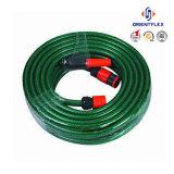 La haute pression 12mm de PVC souple Flexible d'eau de jardin