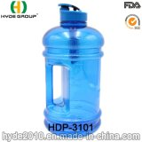 2.2L grande grande BPA liberano la bottiglia di acqua di plastica della bevanda di addestramento di ginnastica di sport di PETG