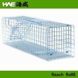La martre Cage Live chat chien Trap