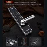 Intelligente Karten-elektronischer biometrischer Fingerabdruck-Griff-Tür-Verschluss der Schlüssel-RFID