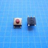 전자 부품 마이크로 칩 IC Pin 6X6X2.5 헤드 5개 피트 빨강
