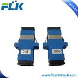방수벽 Sc/LC/FC/St 조정 섬유 광 커넥터 감쇠기
