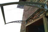 Euro Design Rain Wind Protection Garden Canopy Ornamental