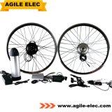 Гибкие китайский 36V 350W E комплект для велосипедов с 12,5 ah литиевой батареей