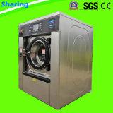 호텔과 세탁물 상점을%s 15kg 산업 세탁기