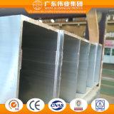 Drijf het Profiel van het Aluminium voor Gordijngevel uit