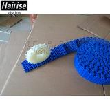 Hairise blauer Fieberhitze-Rasterfeld-Riemen der Farben-7100 mit POM Material