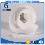 Tela não tecida de Spunlace do bambu de 100% para o tecido do bebê