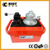 A bomba hidráulica pneumática do tipo de Kiet combinou com as ferramentas hidráulicas