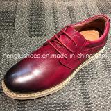 Из натуральной кожи крупного рогатого скота Loafer последней официальной обувь для мужчин