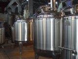 réacteur de jupe de l'acier inoxydable 1000L avec l'agitateur (avibale de pondération)