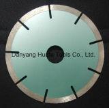 Pressione a frio da máquina para pó metálico do segmento de diamante e Diamante a lâmina da serra