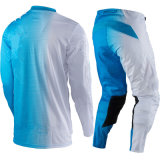Синий мотоцикл Racing костюм для использования вне помещений одежды Motocross одежды (AGS06)