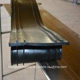 Batente de borracha da água do inchamento expansível no concreto