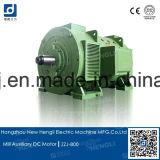 De ElektroMotor van de Ventilator 55kw 440V gelijkstroom van de Ventilator van Zzj