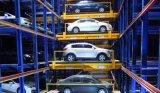 Sistema Multi-Level do estacionamento do enigma de 4 níveis