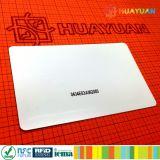 Sistema de transporte 13.56MHz RFID LES66R01L papel de la tarjeta de billete de papel