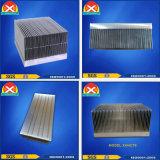 Dissipatore di calore dell'aletta urgente dissipatore di calore di alluminio dell'inserto