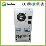 Het zonne LCD van het Systeem van het Huis 5kw Ingebouwde Controlemechanisme van de Omschakelaar van de Vertoning Intelligente Zonne