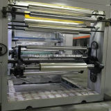 Stampatrice a velocità media di rotocalco di 8 colori per il film di materia plastica con velocità di 110m/Min