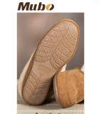 Zapatos ocasionales de la cara de la zalea doble de Asutralia para los hombres y las mujeres