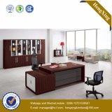 Executivschreibtisch-hölzerner Büro-Möbel-Schwarz-Büro-Schreibtisch (HX-AI118)