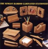 대나무 수공예 - 편지지