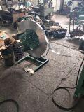 Edelstahl-gewölbtes Rohr, das Maschine herstellt